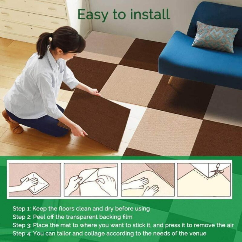 LOOBANI Non-Slip Treads Mat for Dogs and Pets (3)